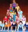 TOUSSINI.de circus mobile Akrobatik Show