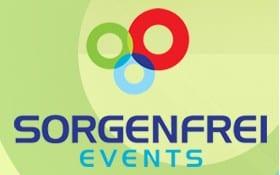 Sorgenfrei-Events -Logo