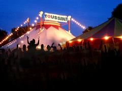 TOUSSINI.de Zelt Ebenen