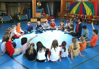 TOUSSINI.de circus mobile Schulprojekt Zirkuskreis