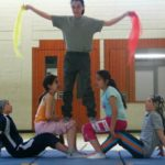 Toussini Zirkus Königin-Luisen Schule