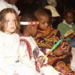 Toussini Zirkus Kamerun in Hamburg