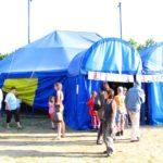 Toussini Zirkus Backstage Galerie