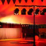 Toussini Nufringen Zirkuszelt